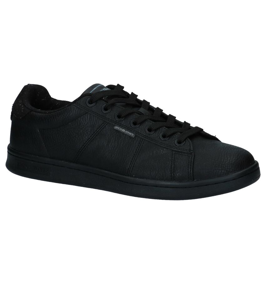 Zwarte Sneakers Jack & Jonges Bane Pu