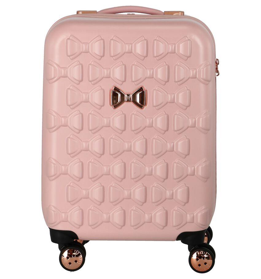 Roze Trolley Ted Baker beautycase apart verkrijgbaar art. 227325