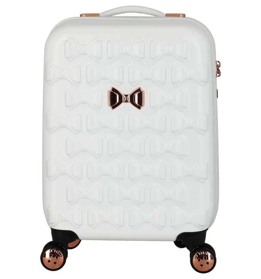 Ted Baker Witte Trolley beautycase apart verkrijgbaar art. 227326
