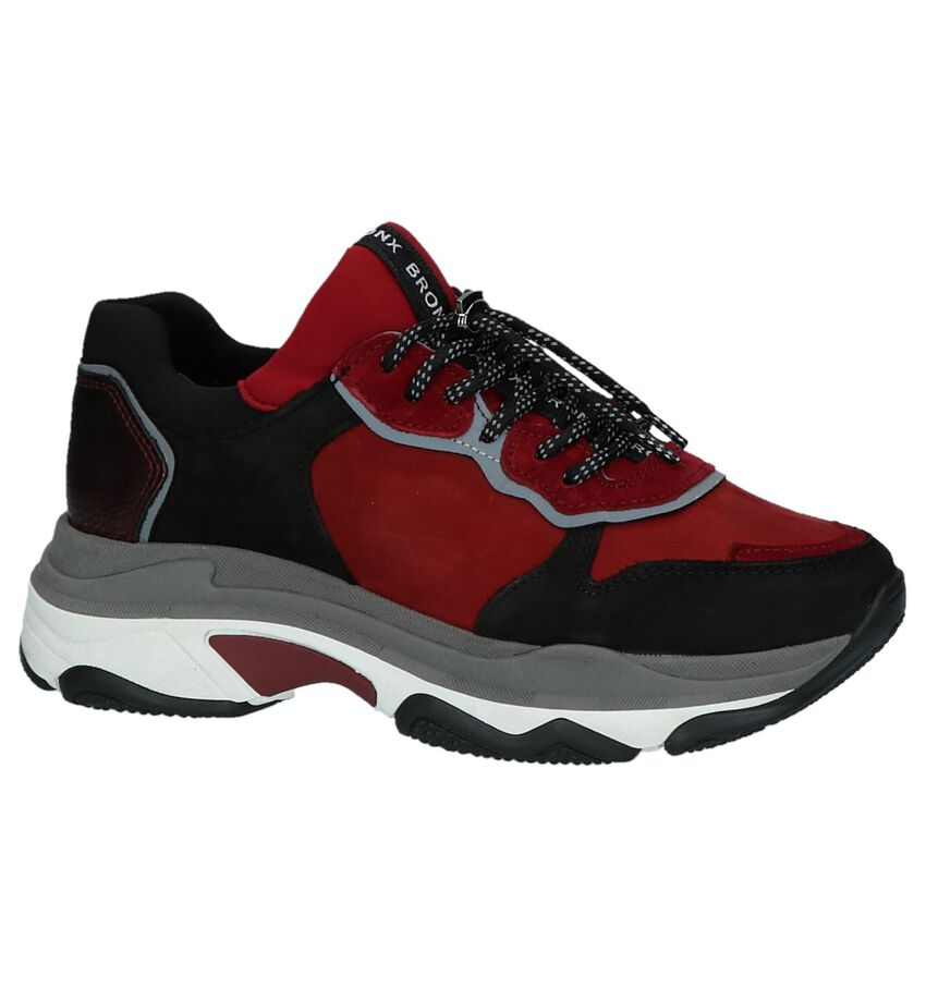 Bordeaux Sneakers Bronx