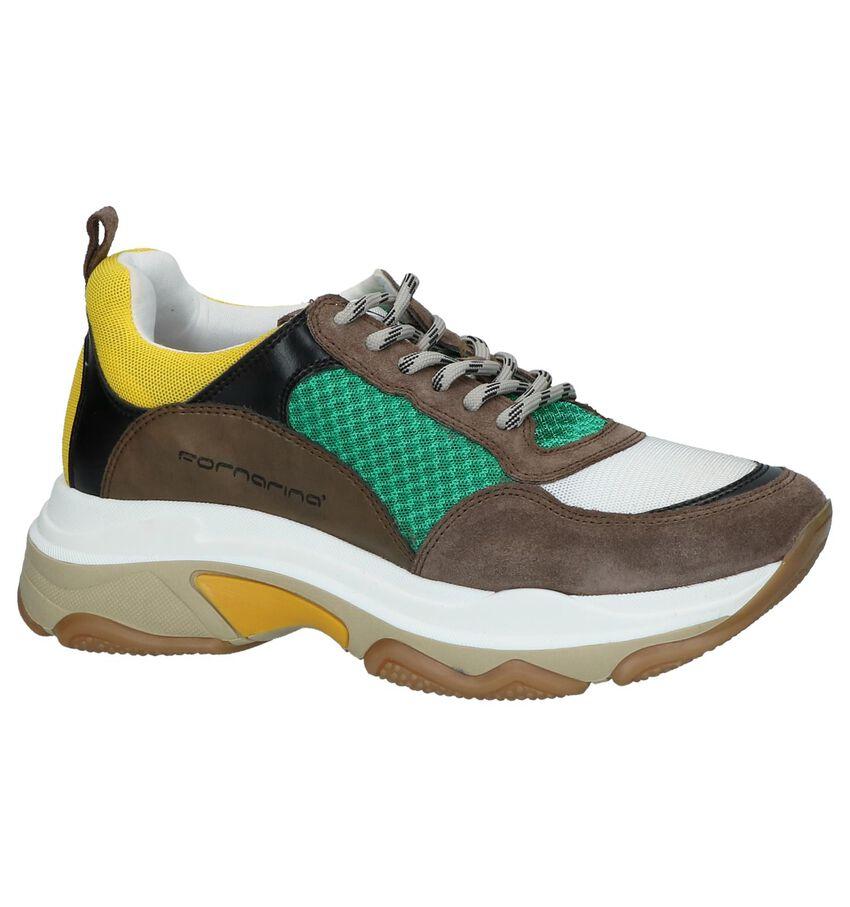 Fornarina Super Meerkleurige Sneakers