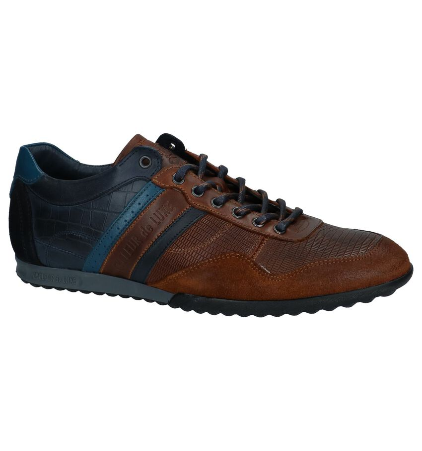 Cycleur de Luxe Crash Veterschoenen Cognac