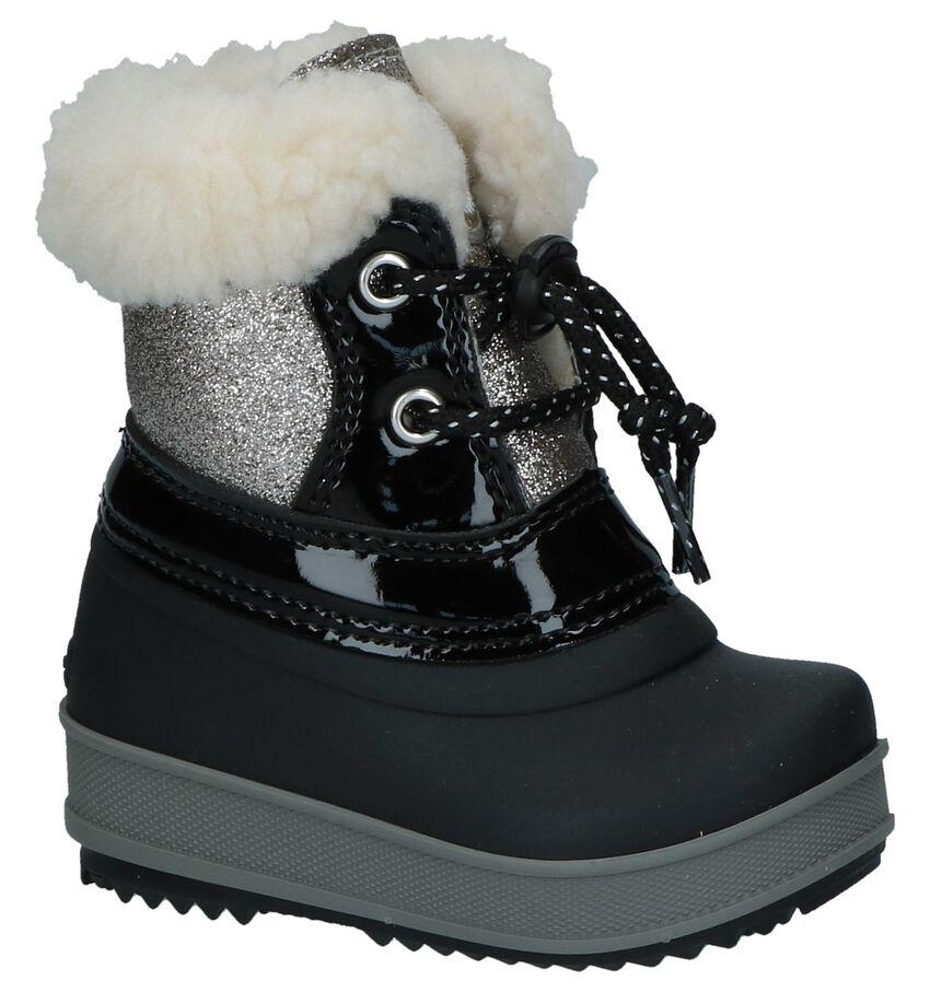 Zwart-Zilveren Olang Ol Ape Lux Snowboots
