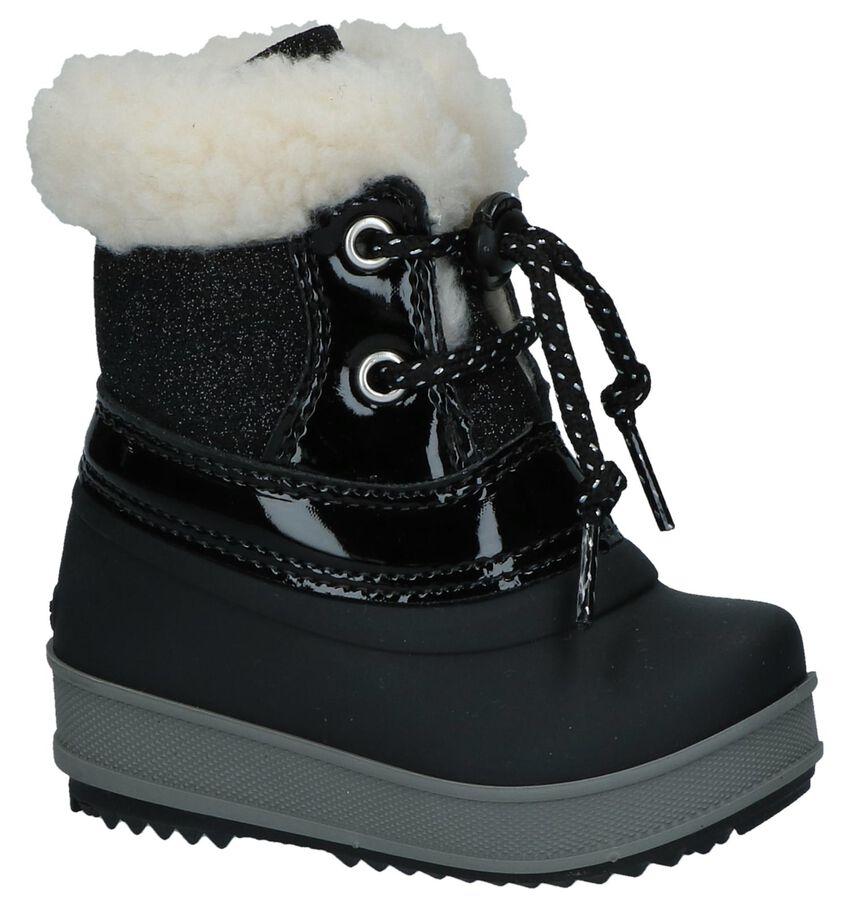Zwarte Snowboots Olang Ol Ape Lux