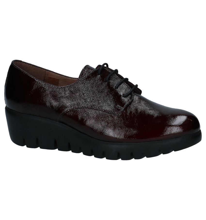 Bordeaux Veterschoenen Wonders