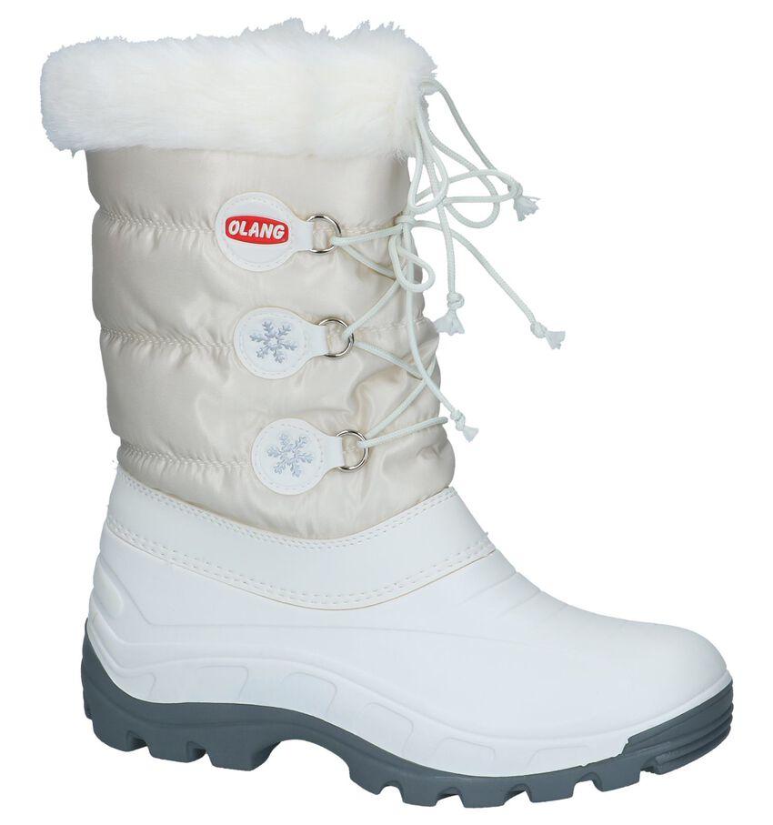 Ecru Snowboots Olang Ol Patty