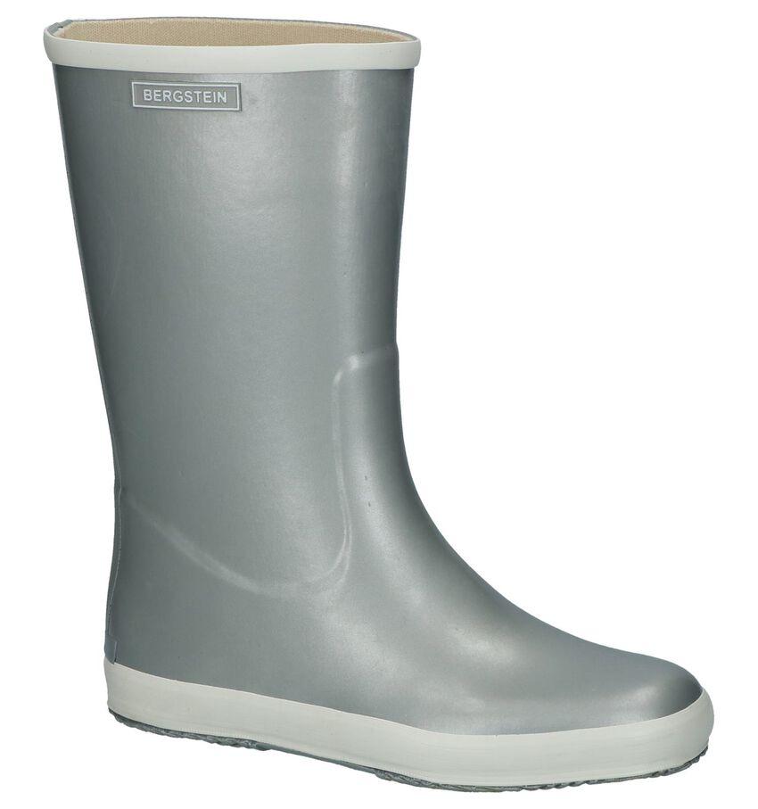 Zilveren Regenlaarzen Bergstein BN Rainboot WMN