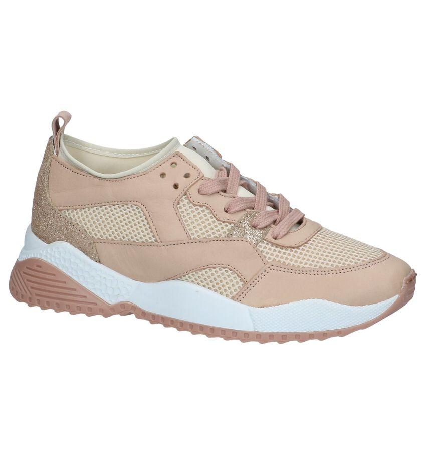 Tango Isabel Roze Sneakers