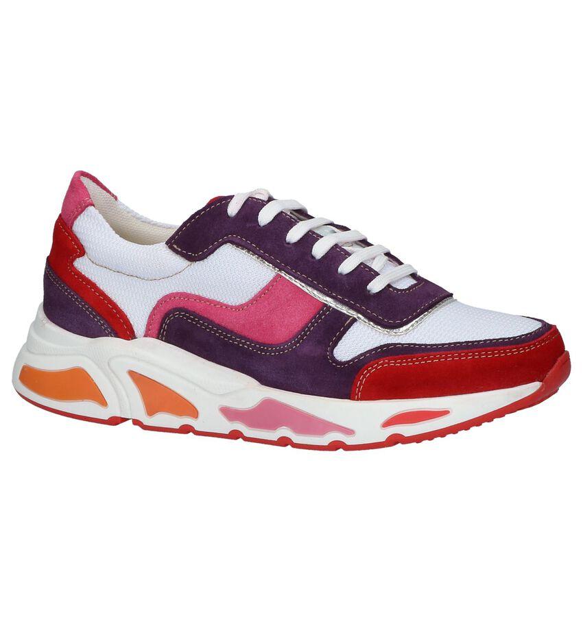 Poelman Meerkleurige 90's Sneakers