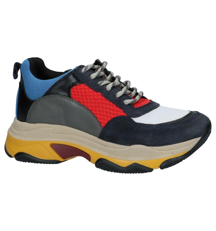 Meerkleurige Lage Sportieve Sneakers La Strada