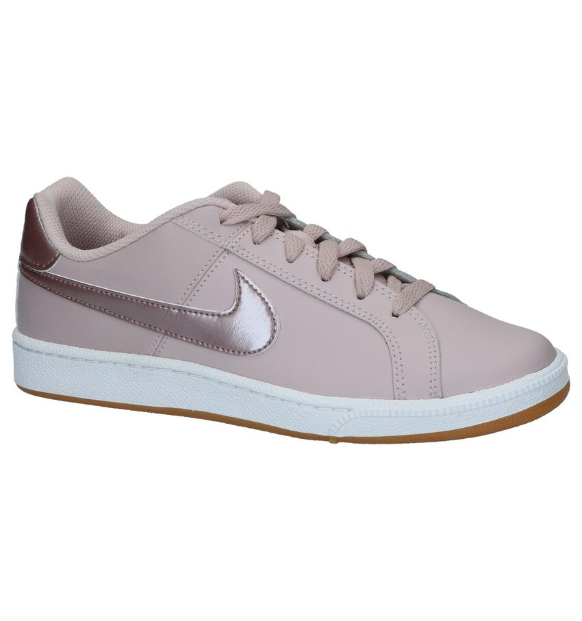Roze Nike Court Royale Sneakers