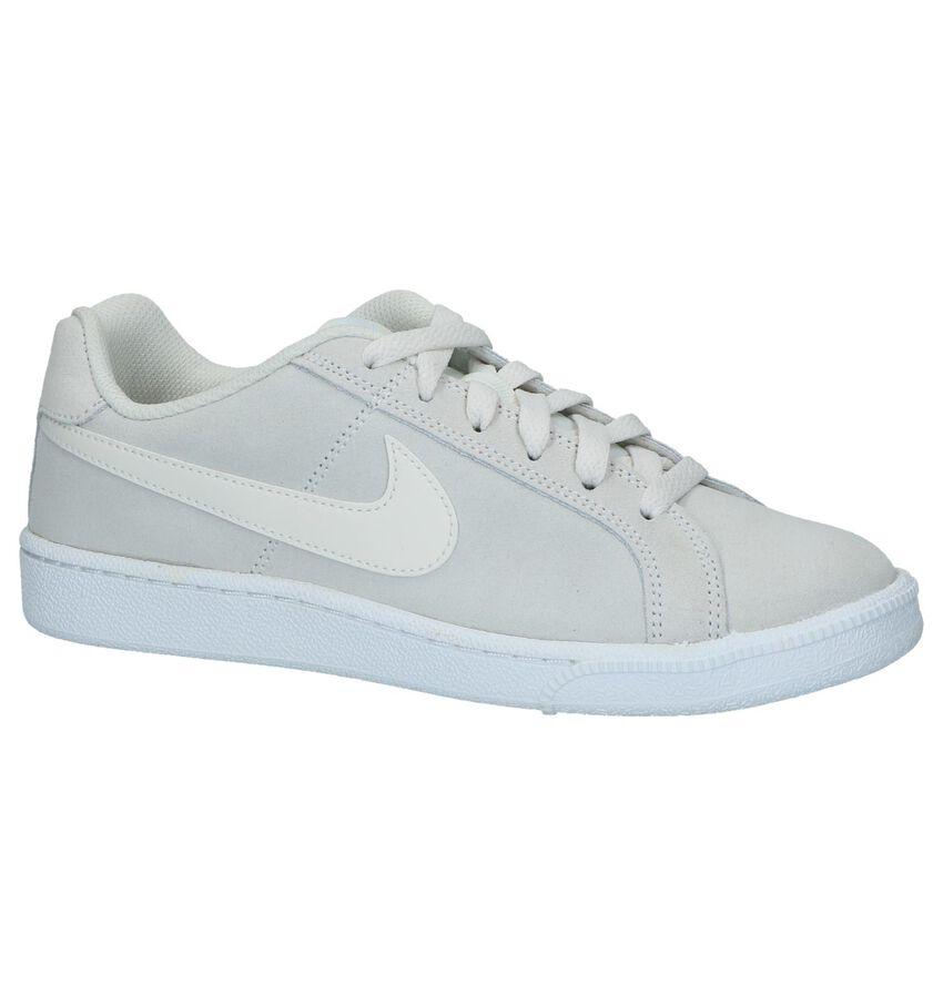Lichtbeige Nike Court Royale Sneakers