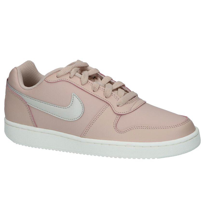 Roze Nike Ebernon Low Sneakers