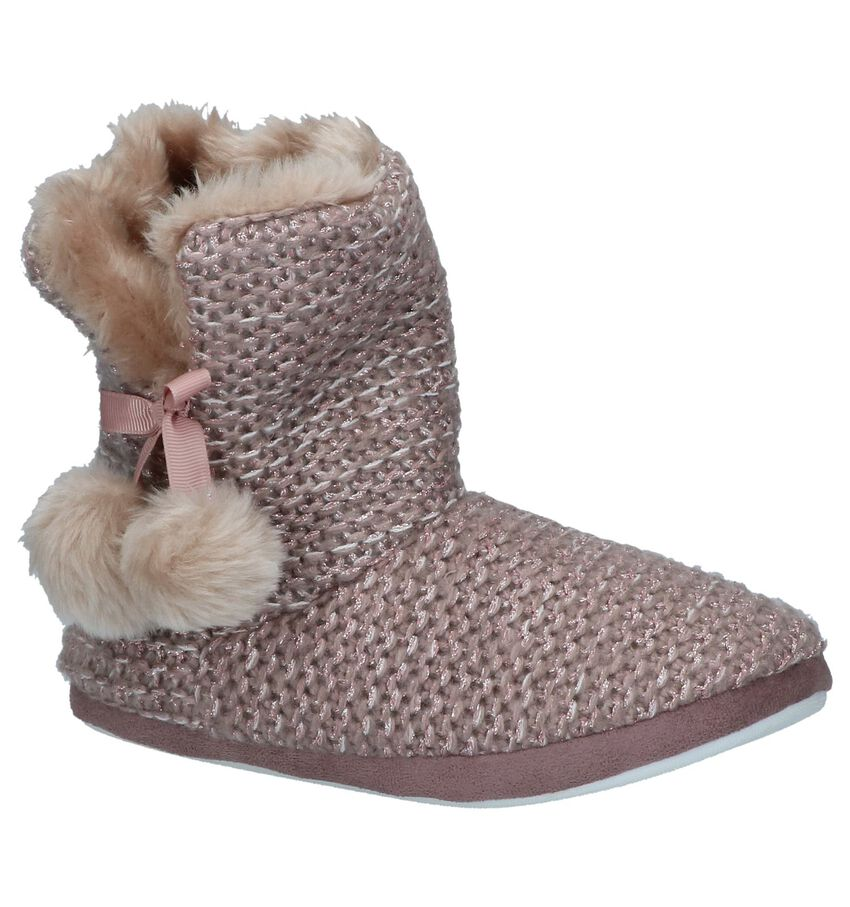 Youh! by Torfs Roze Pantoffels