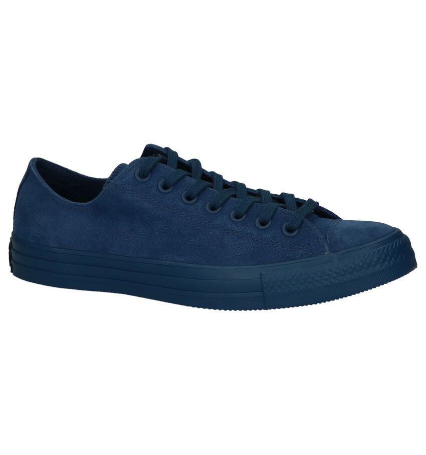 Donkerblauwe Converse CT All Star Sneakers