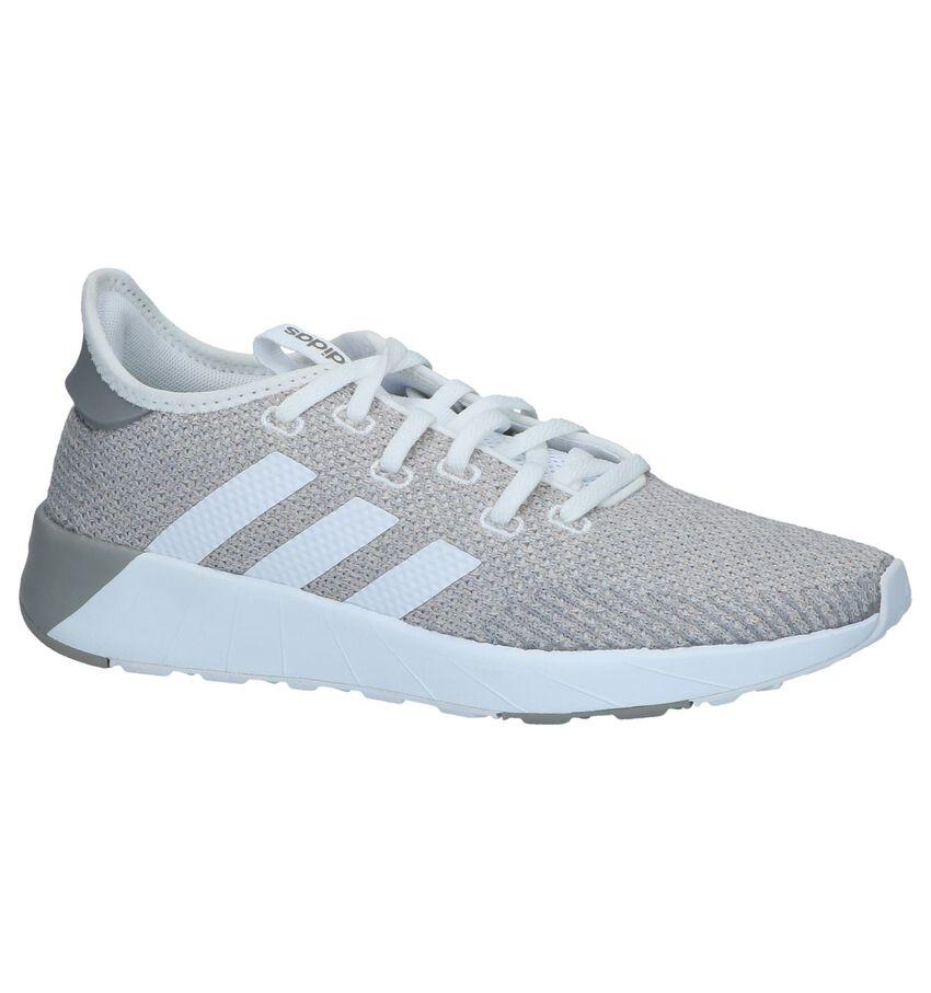 Grijze Runners adidas Questar X