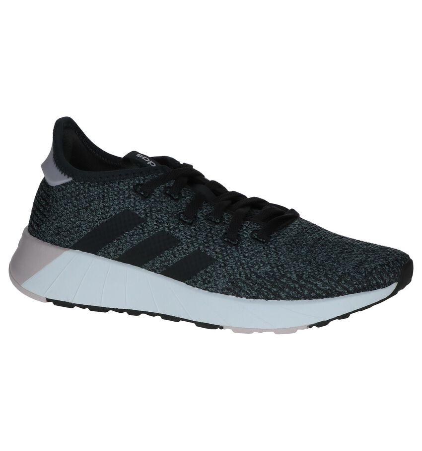 Grijze Sneakers adidas Questar X Byd