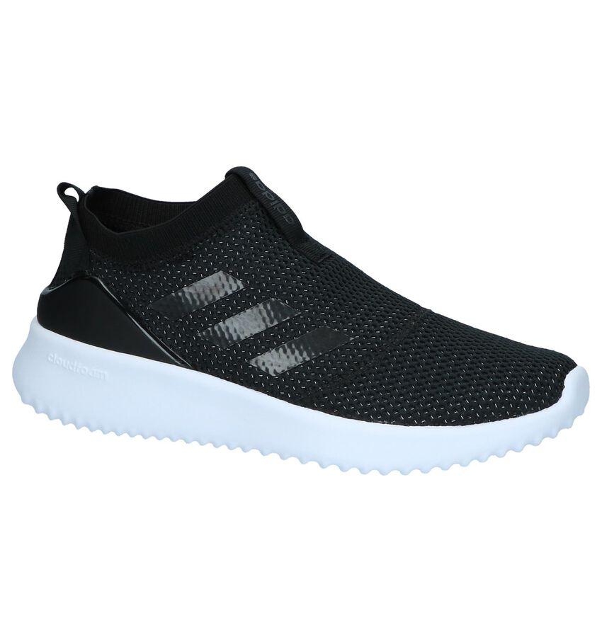 Zwarte Slip-on Sneakers adidas Ultimafusion