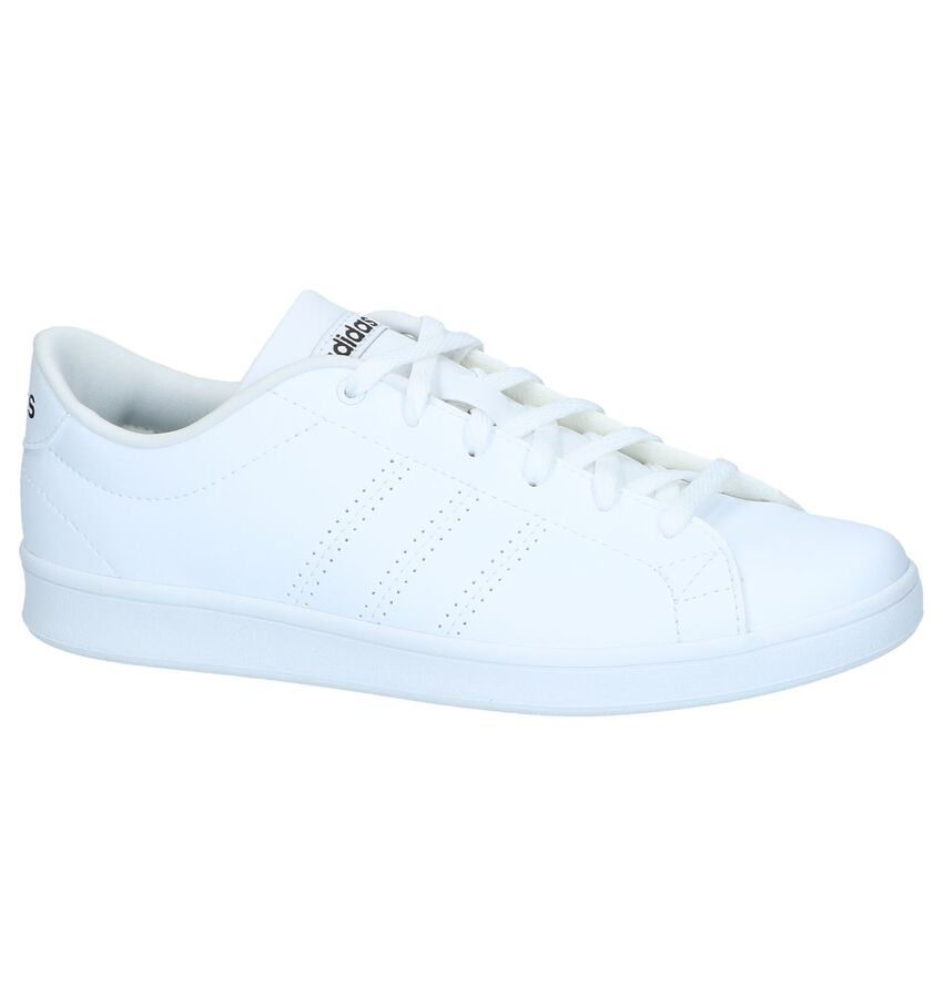Witte Sneakers adidas Advantage Clean