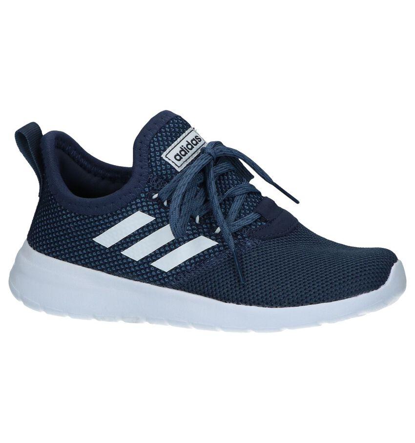 Donkerblauwe Slip-on Sneakers adidas Lite Racer