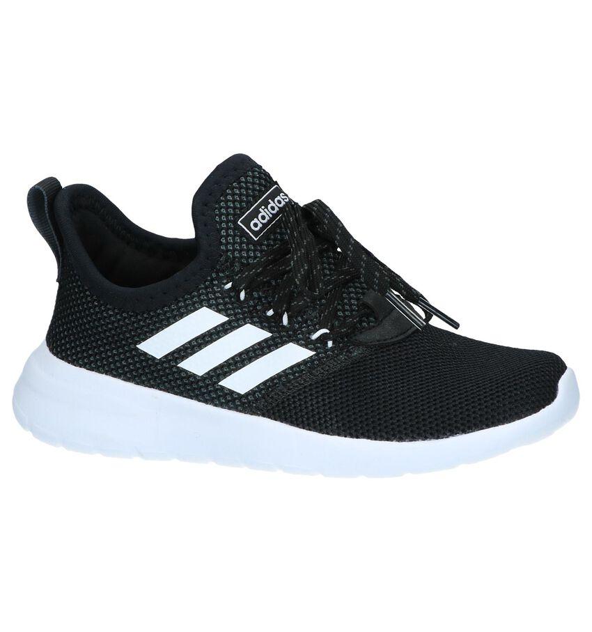 Zwarte Slip-on Sneakers adidas Lite Racer