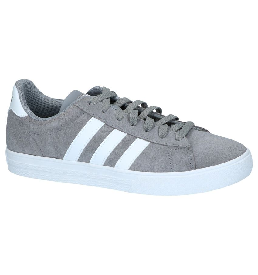 Grijze Sneakers Adidas Daily 2.0