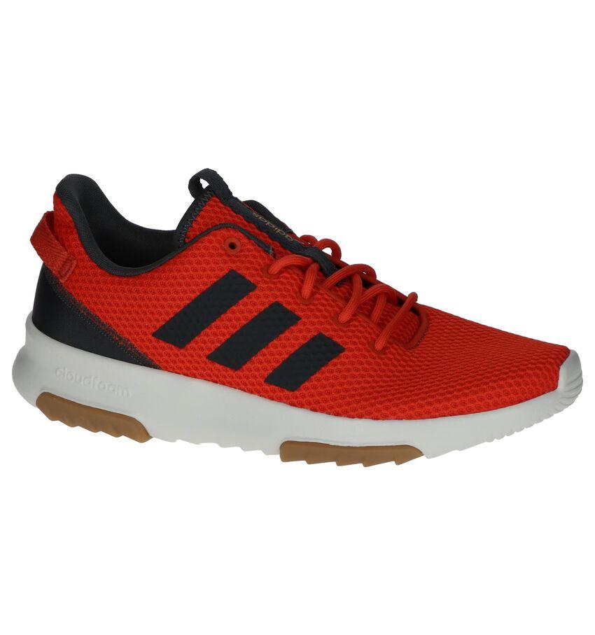 Oranje Sneakers adidas CF Racer
