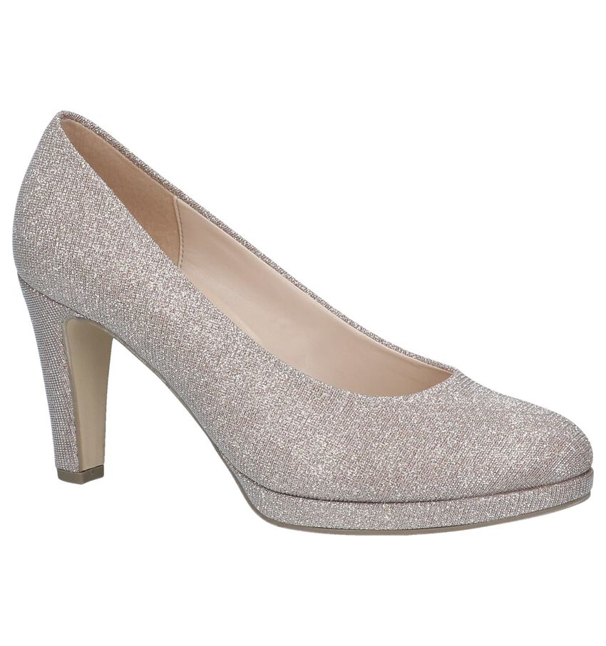 Rose Gold Pumps Gabor Soft & Smart
