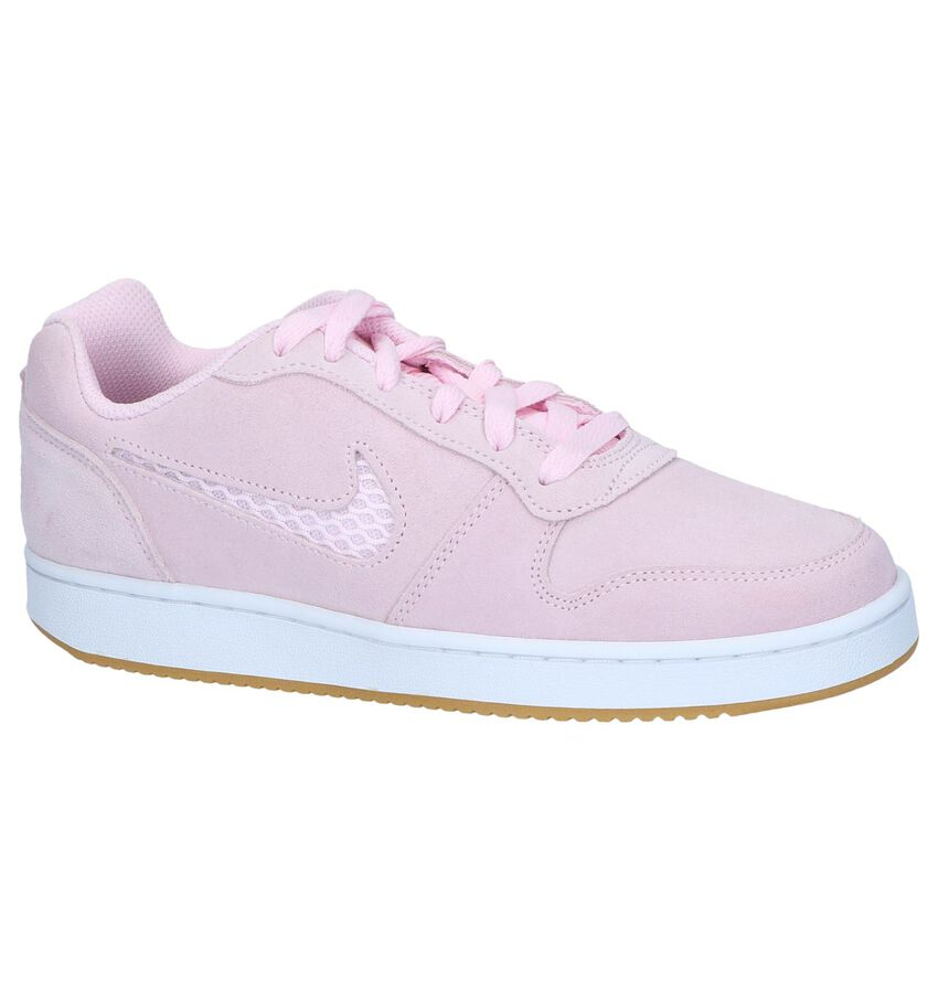 Roze Sneakers Nike Ebernon Low