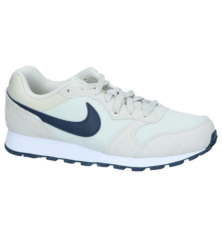 Beige Sneakers Nike MD Runner 2