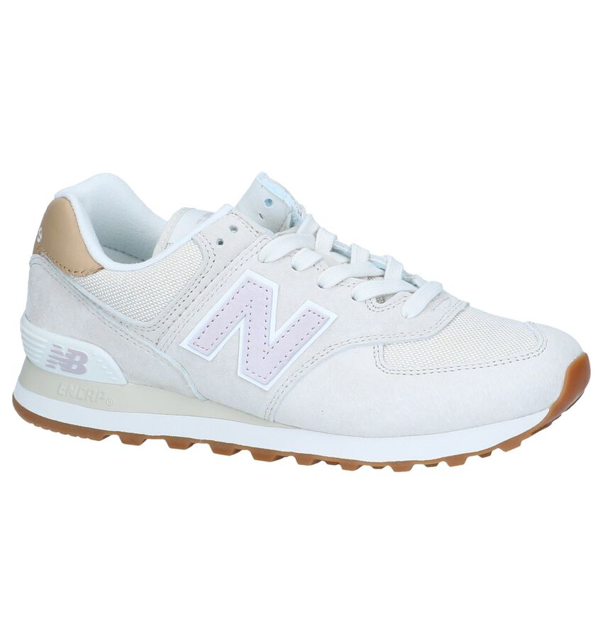Lichtbeige Sneakers New Balance