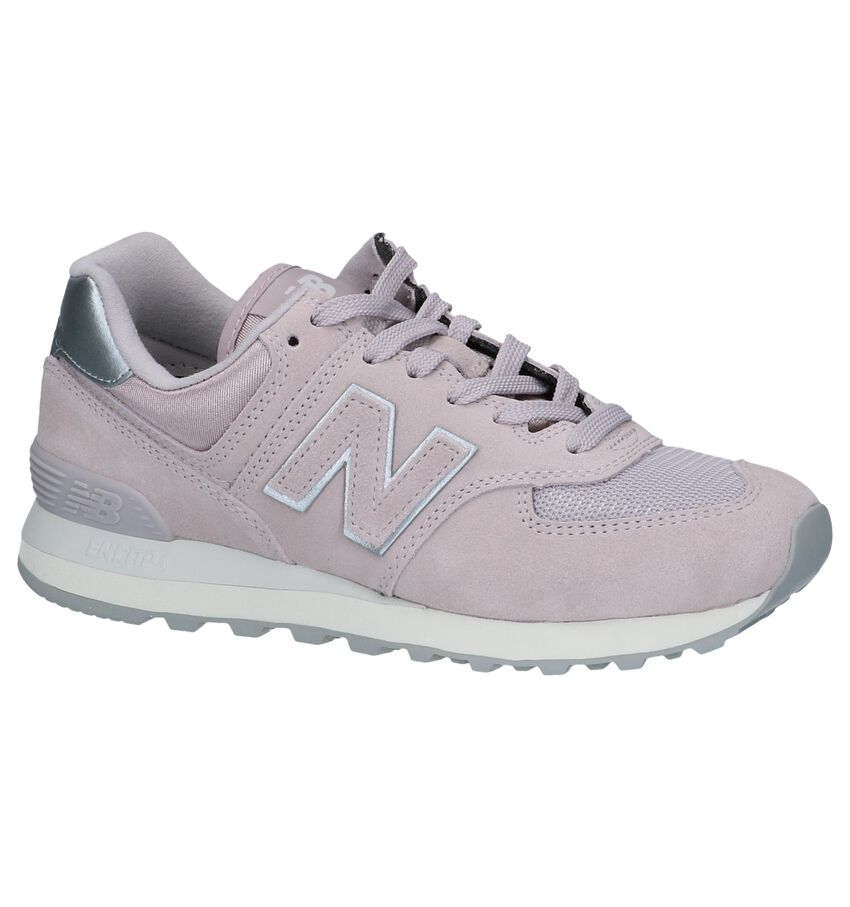 Roze Sneakers New Balance WL574