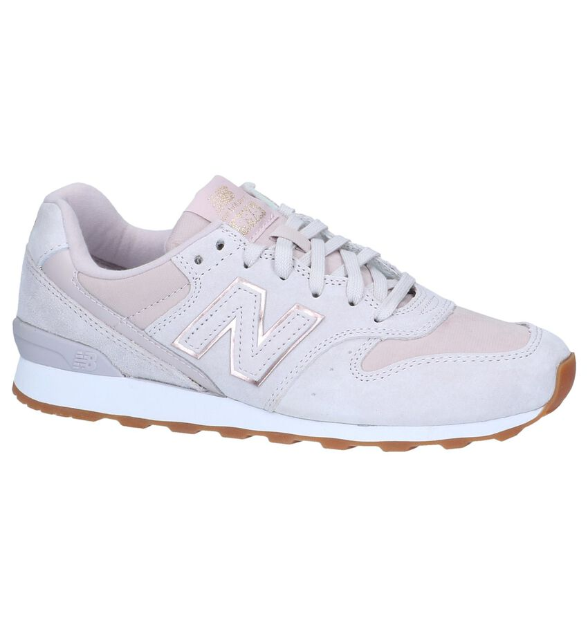 Lichtroze Sneakers New Balance WR 996