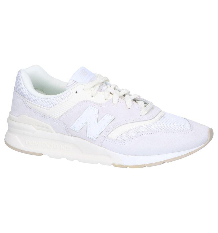 Lichtbeige Sneakers New Balance CM 997