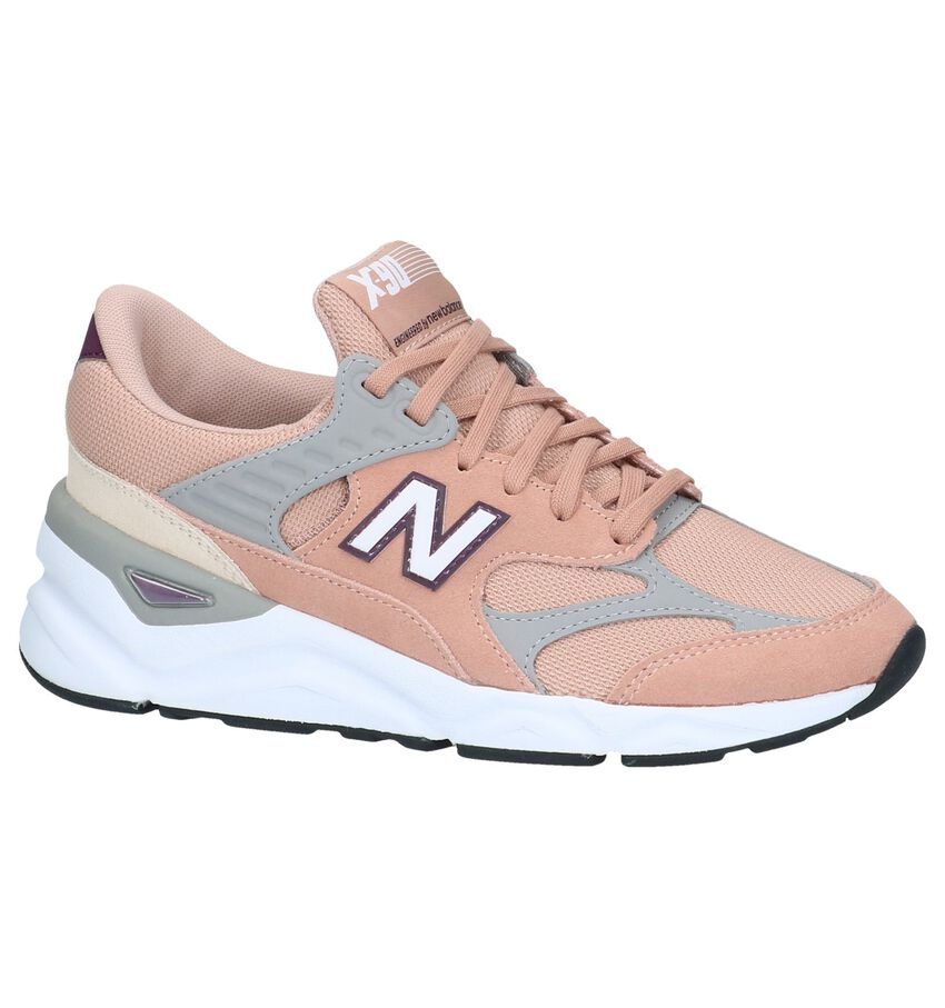 Roze Sneakers New Balance WSX