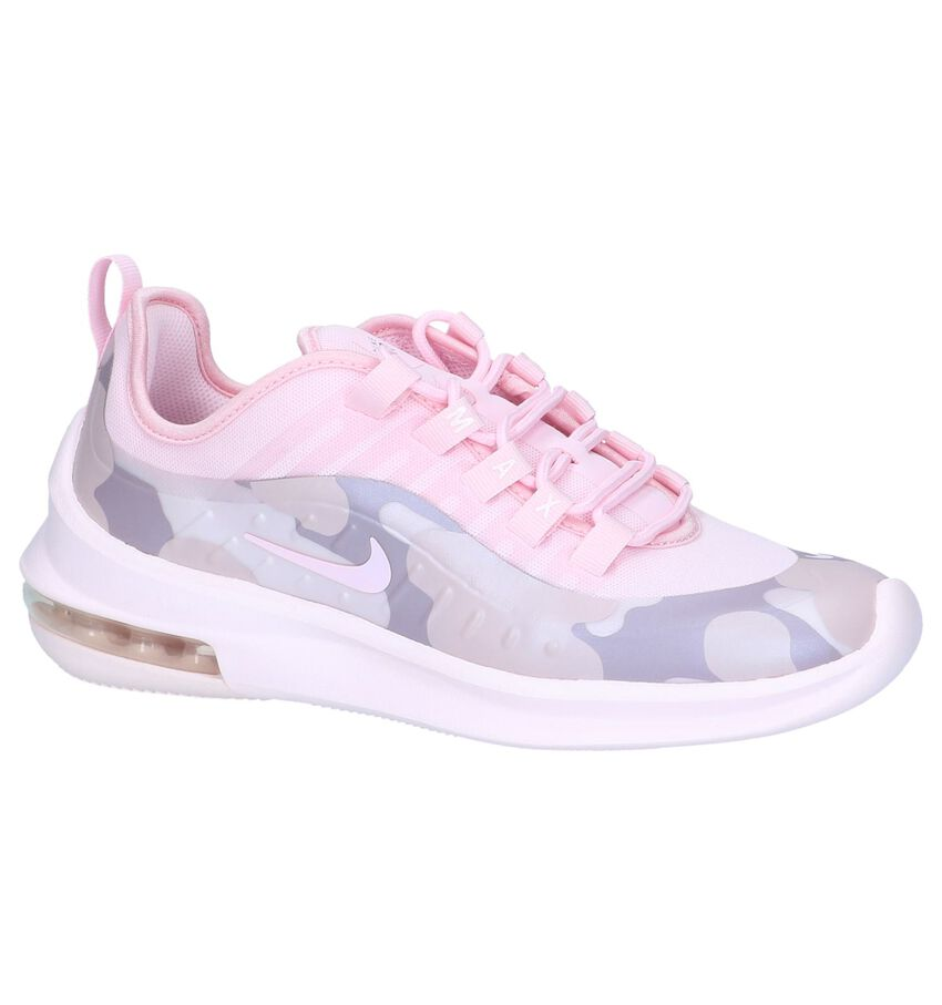 Camouflage Roze Sneakers Nike Air Max Axis Pre