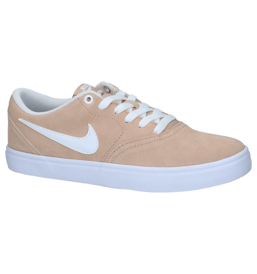 Roze Sneakers Nike SB Check Solar