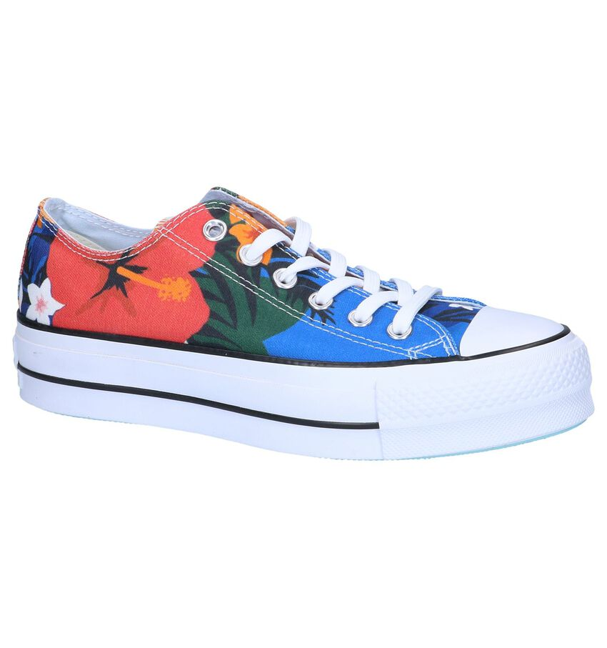 Multicolor Sneakers Converse CT All Star Lift OX