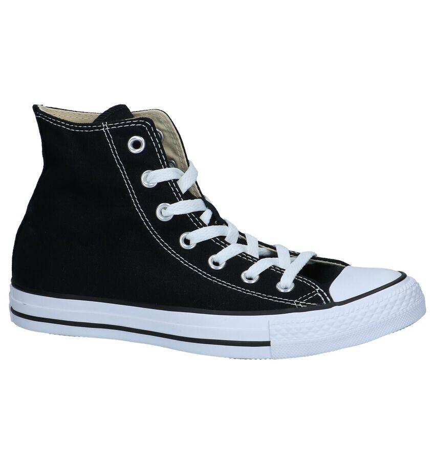 Zwarte Converse Chuck Taylor All Star Hi Sneakers
