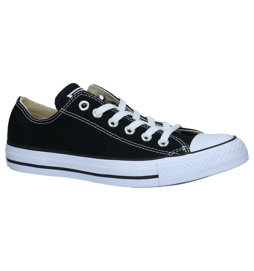 Zwarte Converse Chuck Taylor All Star Ox Sneakers