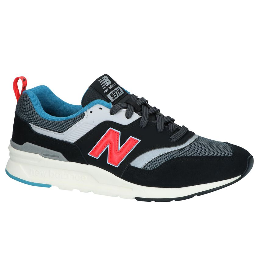 Lage Sneakers Zwart New Balance CM 997