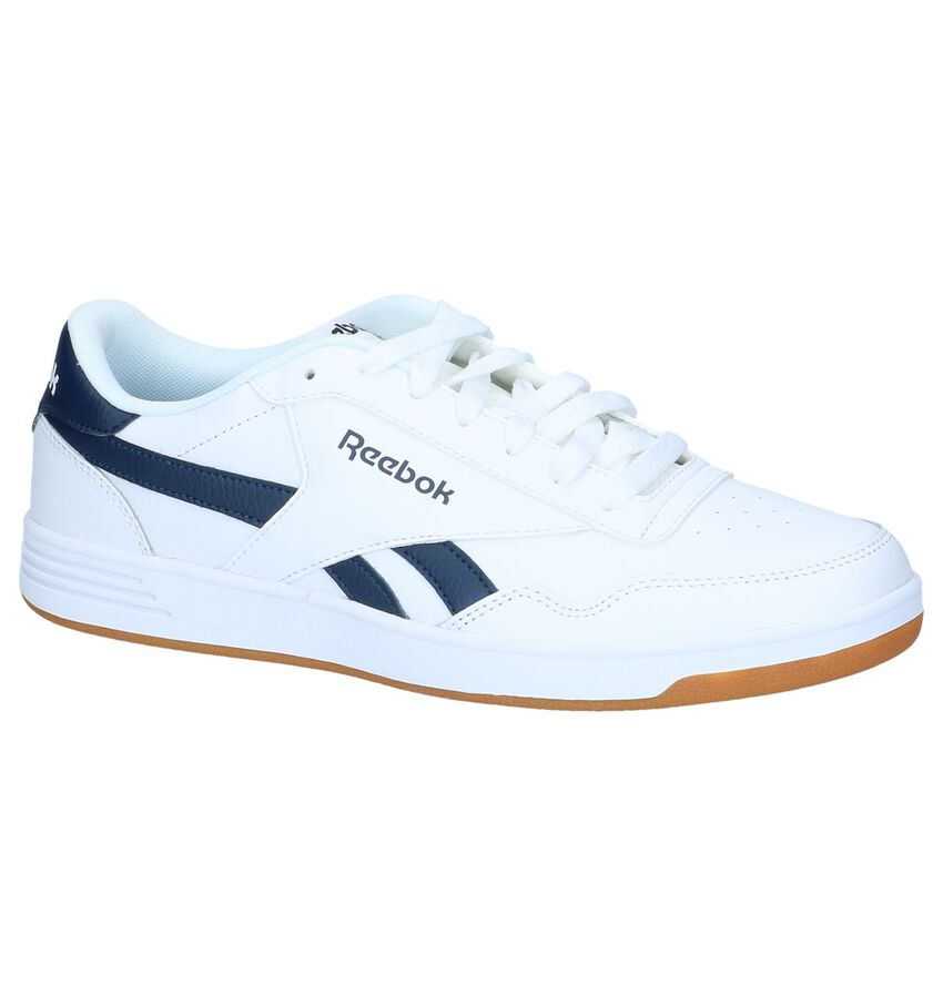 Witte Royal Techqu Sneakers Reebok