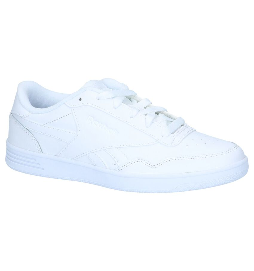 Witte Sneakers Reebok Royal Techqu