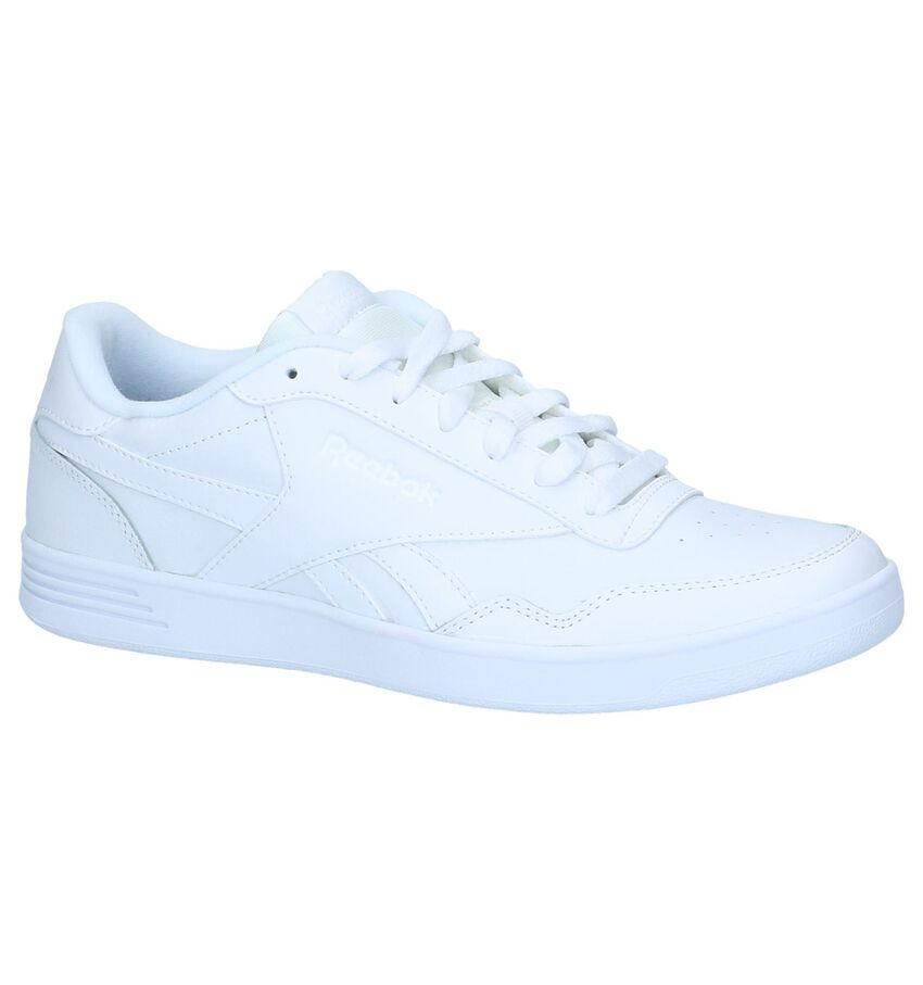 Witte Royal Techqu Sneaker Reebok