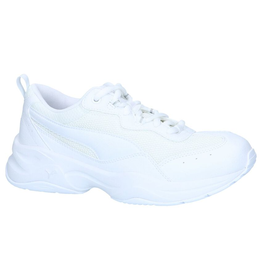 Witte Sneakers Puma Cilia