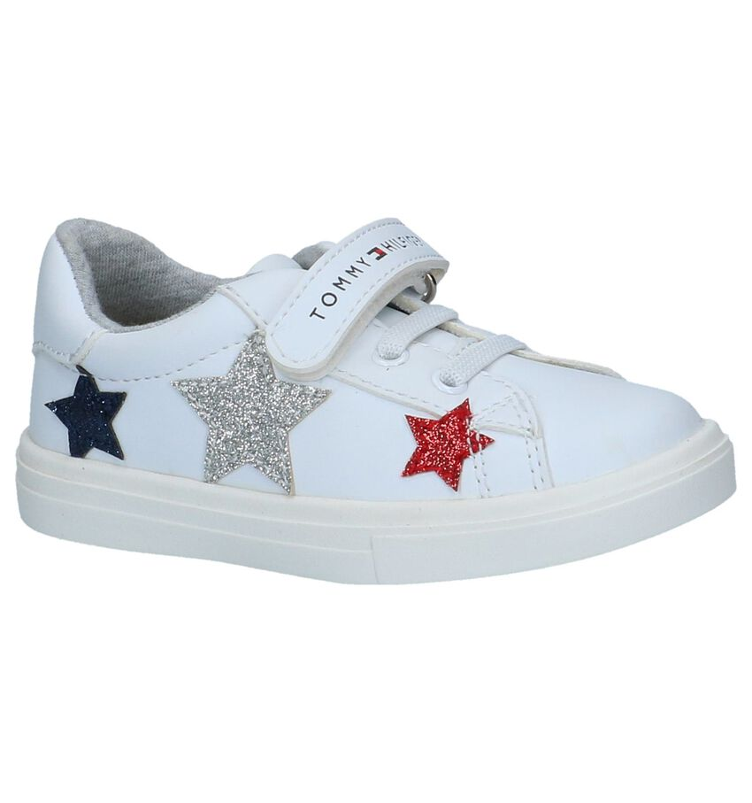 Witte Sneakers Tommy Hilfiger