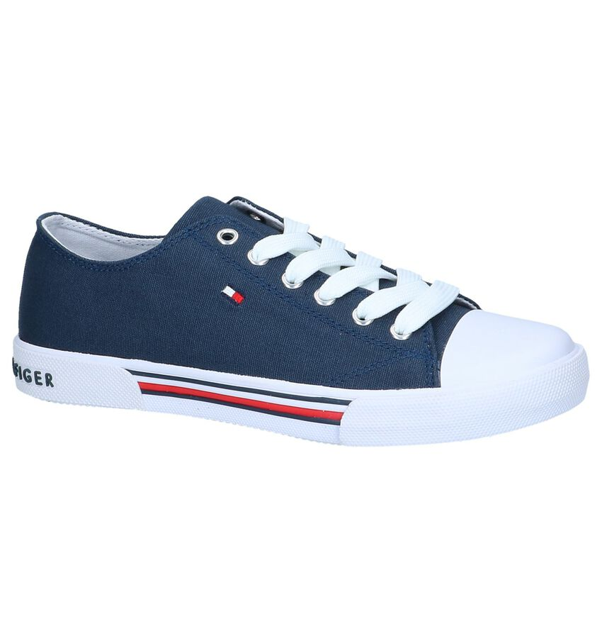 Donkerblauwe Sneakers Tommy Hilfiger