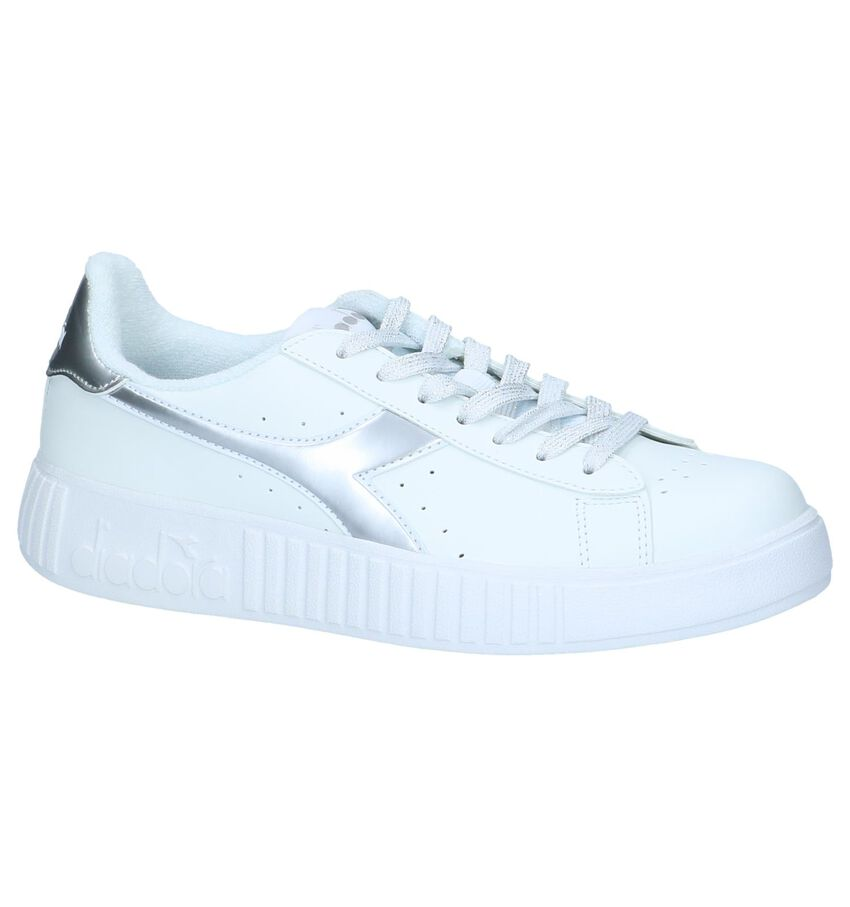 Witte Sneaker Game P Step Diadora