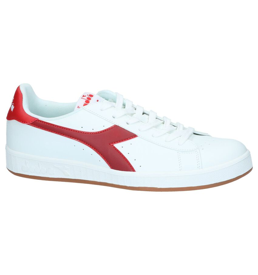 Witte Sneakers Diadora Game P
