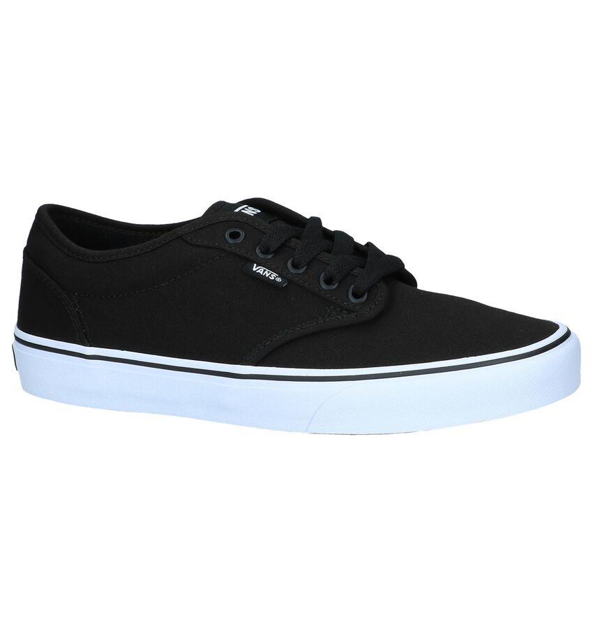 Zwarte Skateschoenen Vans Atwood
